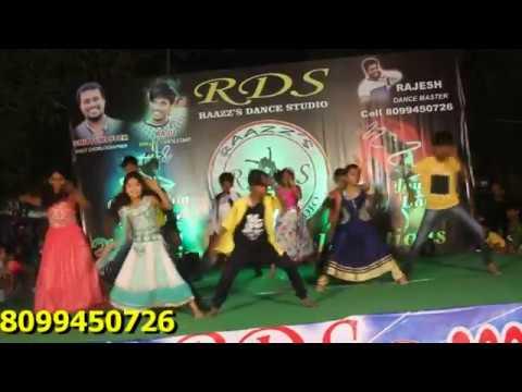 MCA // PAISA VASOOL // EVANDOI NANI GARU // SUPERB GROUP DANCE BY RDS DANCE STUDIO HYD