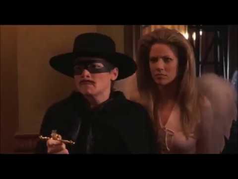 Dan Byrd as Zorro in