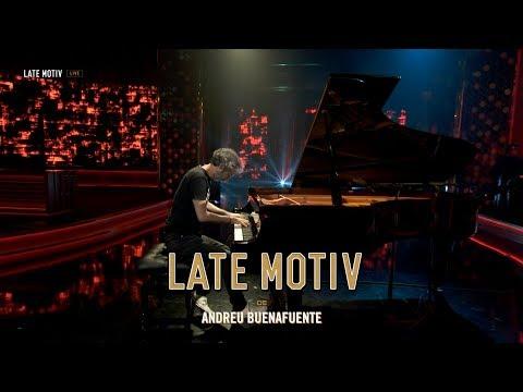 LATE MOTIV - James Rhodes. Preludio en do sostenido menor. Op. 3 Nº2 (Rajmáninov)   #LateMotiv302