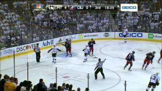 Pittsburgh Penguins @ Columbus BJ 04/28/14 Game 6