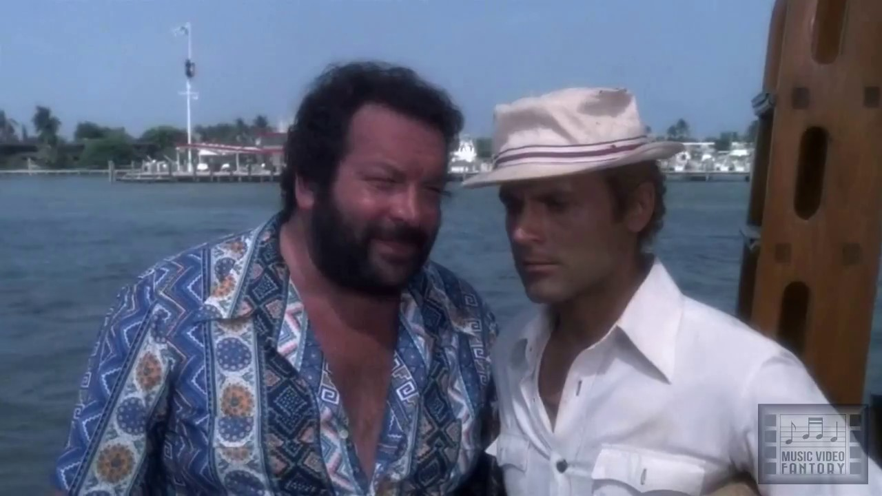 Legends live forever - Bud Spencer and Terence Hill - MusicVideoFantory c5ee2ea280