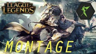 Legends never die League of legends montage