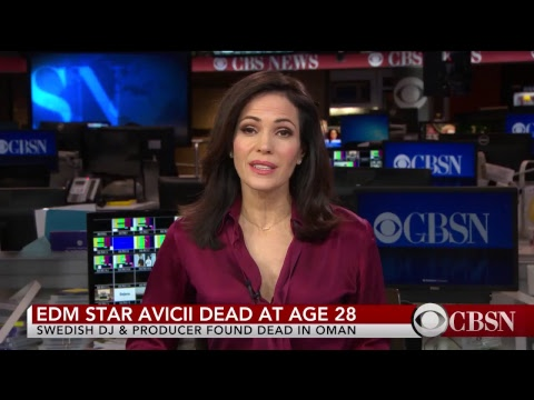 Breaking News - Avicii has been found dead at the age of 28
