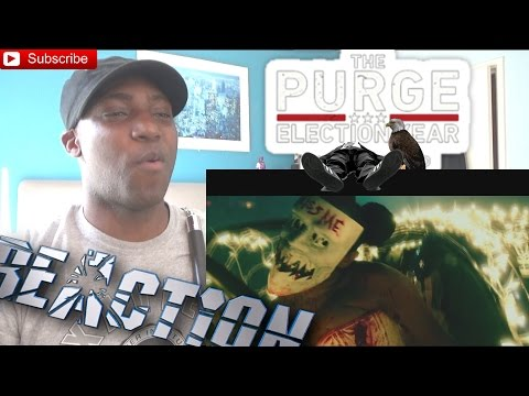 The Purge: Election Year Official Trailer #2 REACTION!