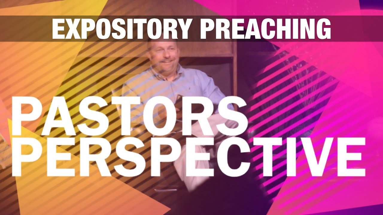 Expository Preaching | Redeeming Grace Baptist Church // Lynchburg, VA