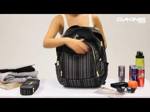 Der Dakine Eve 28L Multimedia Schul- & Freizeit Rucksack für Mädels