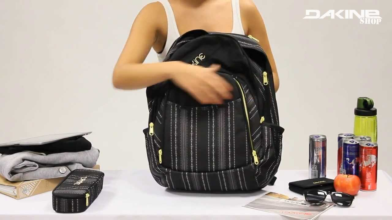 Dakine Crystal Backpack - Crazy Backpacks