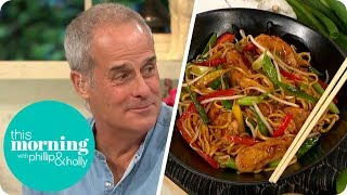 Phil Vickery&#39s Chicken Chow Mein  This Morning