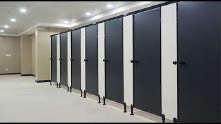 Тест на точное определение личности: какую кабинку туалета вы выберете?