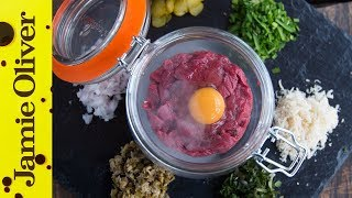 Wild Venison Tartare | Hunter Gather Cook