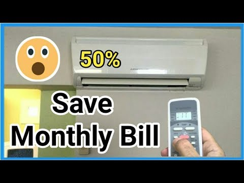 how save  electricity bill and ac running|Fully4world