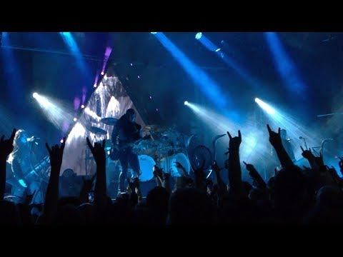 Behemoth - We Are The Next 1000 Years (HD) Live At Rockefeller,Oslo,Norway 27.01.2019