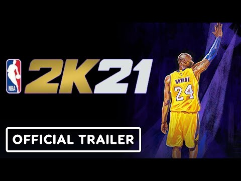 NBA 2K21: Kobe Bryant - Official Mamba Forever Edition Trailer