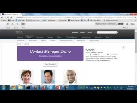 IBM Script Portlet 1.3 for WebSphere Portal