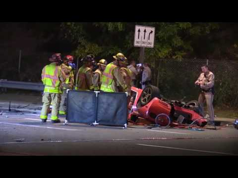 La Mesa: Hwy 94 Fatal Crash 12112016 WARNING GRAPHIC VIDEO