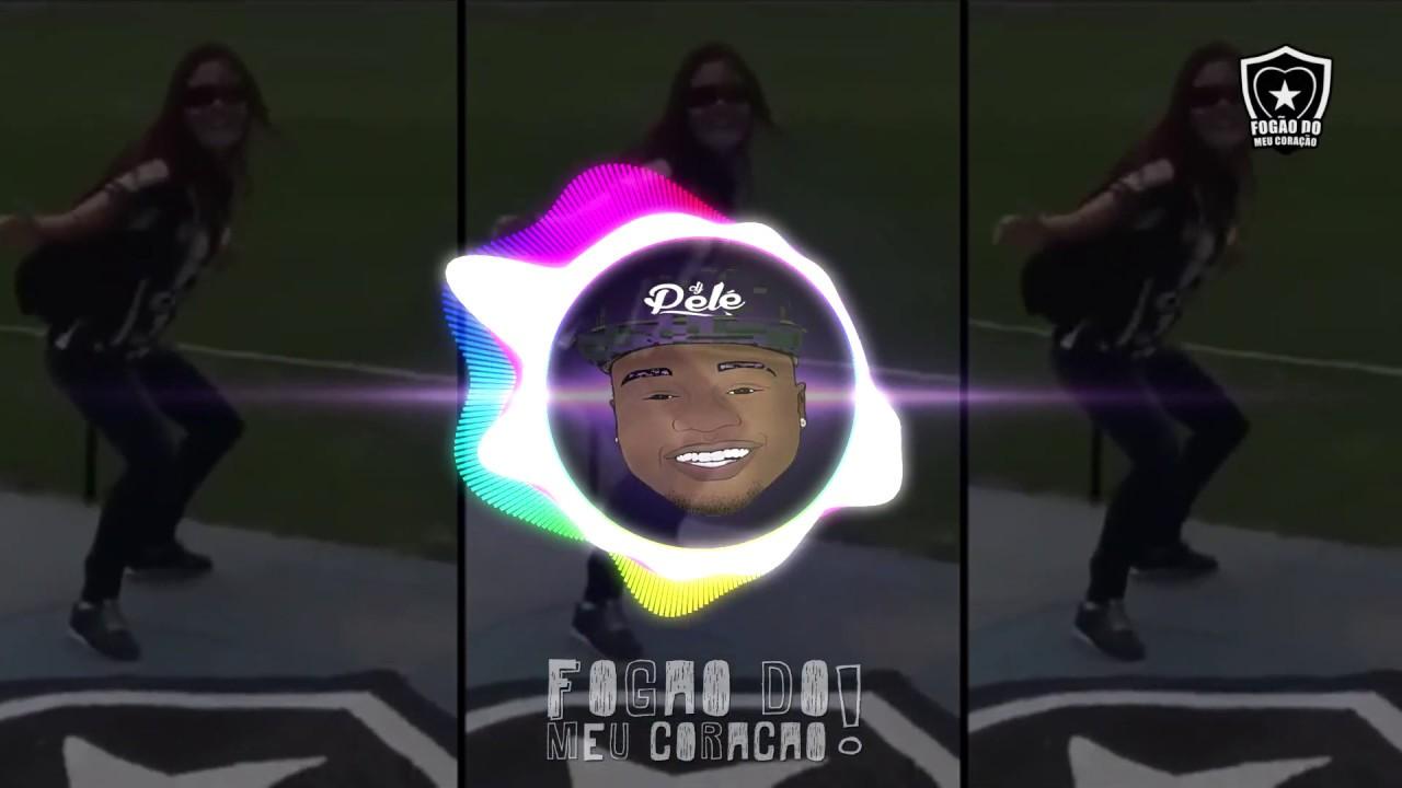 ACABOU A FOFOCA, KALOU É DO BOTAFOGO - DJ PELE [FUNK 150 BPM]