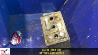TC Recycling - Batteria autoveicolo - Molino Verticale a Densità Variabile
