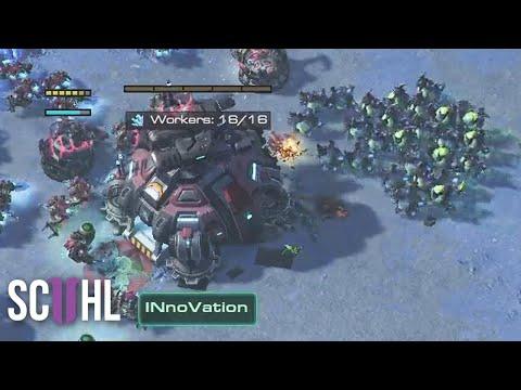 BANELINGS vs. MECH - Starcraft 2: Innovation vs. Reynor