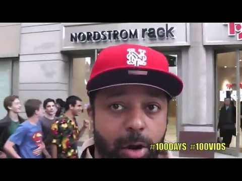 #100DAYS #100VIDS - SHOPPING IN THE NEW BROOKLYN