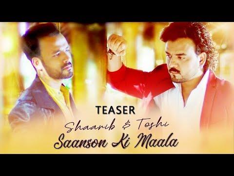 Saanson Ki Maala - Teaser | Shaarib & Toshi | Nusrat Fateh Ali Khan