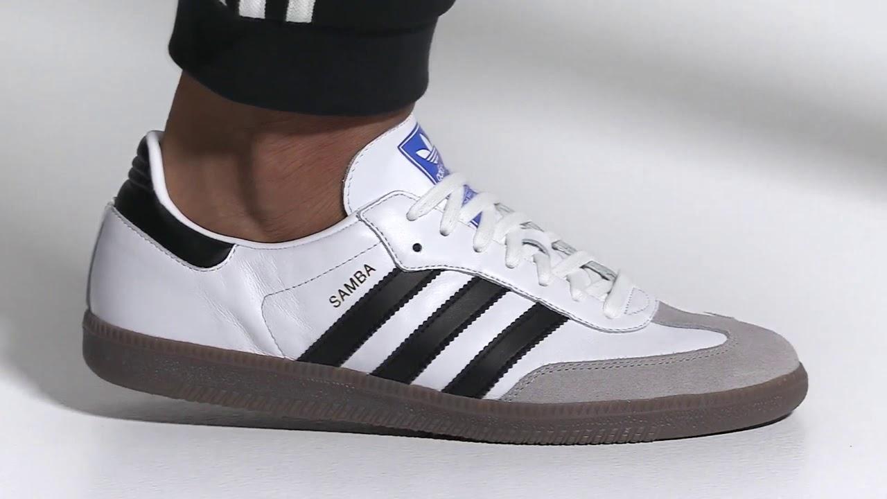 Adidas Samba OG Shoes/White/Adidas US