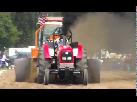 Great Plains Tractor Pullers 2015