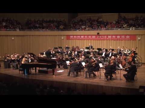 Rachmaninov Second Piano Concerto, Dublin Philharmonic, Soloist Svetlana Smolina,