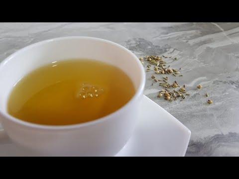 RECIPE OF CCF TEA: DETOX AYURVEDIC TEA