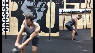 Single Kettlebell Workout | Fat Loss and Performance