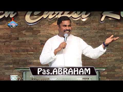 3-2-2019 Hosanna Ministries Gorantla Sunday Service Message by Pas.ABRAHAM anna