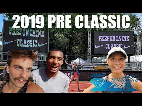 2019 PREFONTAINE CLASSIC | Diamond League Eugene Highlights