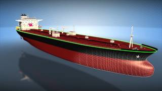 3D Animation & Motion Graphics Explainer Video - Evolution of a Super Tanker - Teekay Shipping