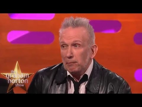 Jean Paul Gaultier's Teddy Bear - The Graham Norton Show