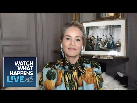 Would Sharon Stone Be Interested in Joining 'Sex and the City'? | WWHL