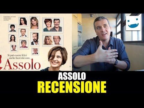 Assolo, di Laura Morante con Gigio Alberti, Carolina Crescentini