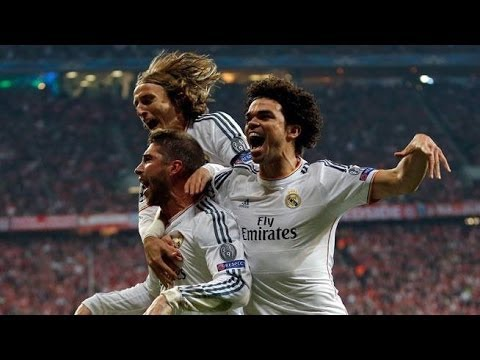 Bayern Munich vs Real Madrid 0-4 All Goals And Highlights 29-04 2014