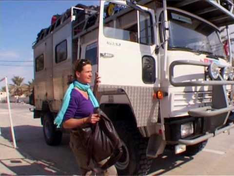 Adventure paramoteur tour Tunisie 2009