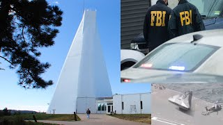 "The ""Truth"" Finally Revealed Behind Sunspot Solar Observatory FBI Shutdown? & Strange UFOs 9/18/2018"