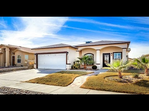 3233 Scarlet Point Dr El Paso, TX 79938 House for Sale