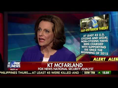 July 3 2015 Your World with Brenda Buttner and KT McFarland