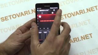 Lenovo K3 видео обзор молодежного и доступного смартфона купить в Украине