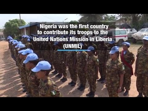 Service And Sacrifice: Thank You Nigerian Peacekeepers