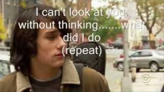 I Won't Say Anything - Teddy Geiger