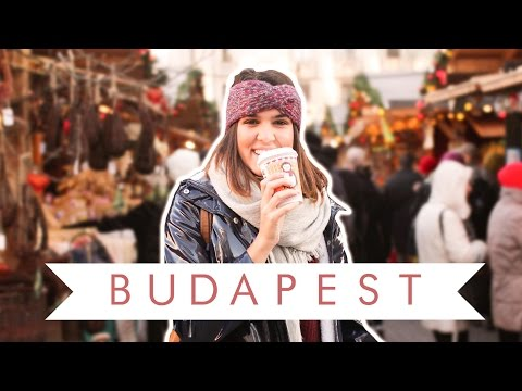 LLEGO LA NAVIDAD A BUDAPEST ♡ Diario de Viaje