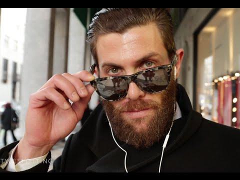 Men at Milan Fashion Week | Style Spotting