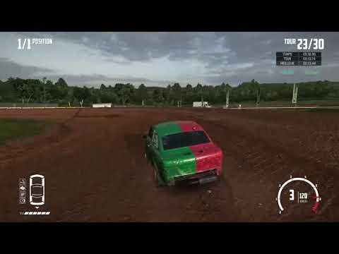 Wreckfest - Bloomfield Speedway Dirt Oval - C Class - Best lap [13.442]