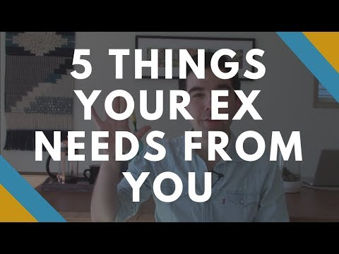 5 Steps to Get Your Ex Back - What to Do to Get Your Ex Back