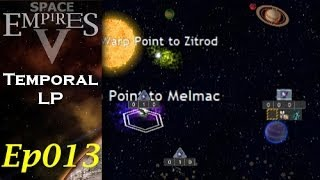 Space Empires V - Temporal -  Ep013