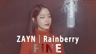 ZAYN(제인) - Rainberry(레인베리) _Cover By 파인(FiNE) (가사/해석) Video