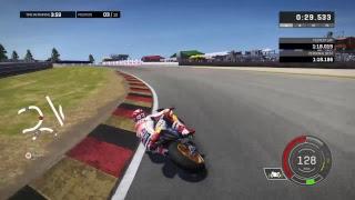 MotoGP 17 Sachsenring Marq Marquez Qualifying 2